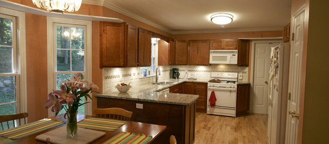 Kitchen Remodel with an Unusual Mission